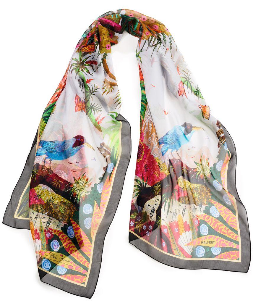 étole foulard