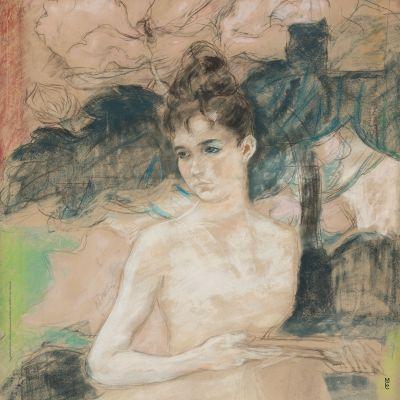 Portrait de Louise par Camille Claudel