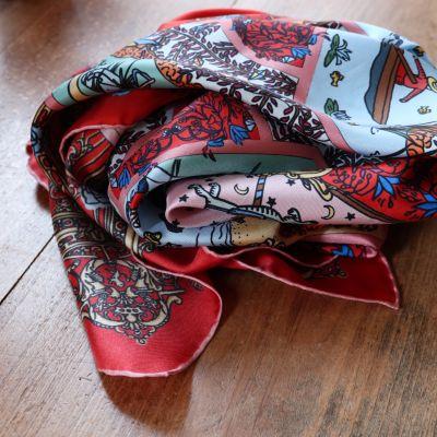 création-foulard-Malfroy