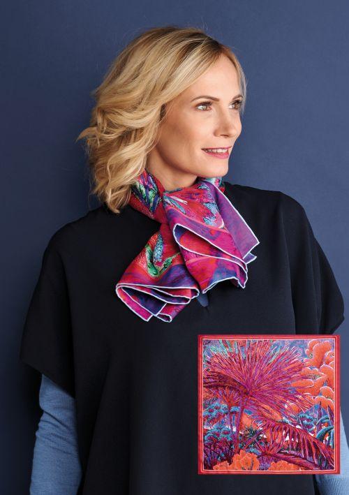 oeuvres-d-art foulard